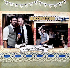 MY SON RAMIRO'S WEDDING - 56