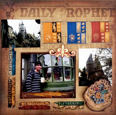 MY SON'S B-DAY 2012 - HARRY POTTER PARK 6