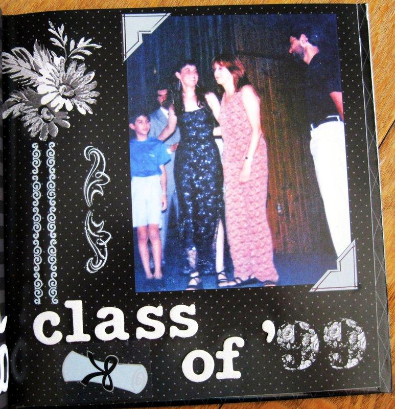 8×8 PHOTOBOOK – MY KIDS SECONDARY SCHOOL GRADUATIONS (1999 & 2007) - PAGE 5