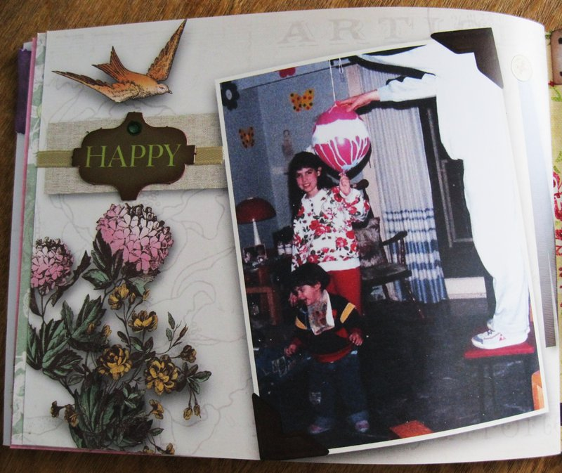 "5x7 PHOTOBOOK - ""1ST DAY OF SPRING SEASON"" CELEBRATIONS - PAGE 6"