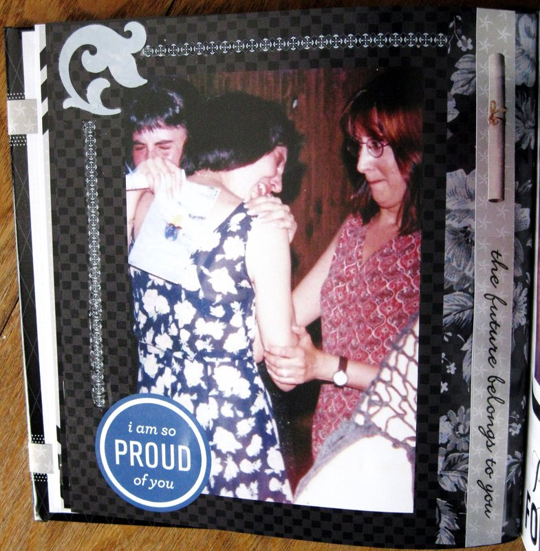 8×8 PHOTOBOOK – MY KIDS SECONDARY SCHOOL GRADUATIONS (1999 & 2007) - PAGE 6
