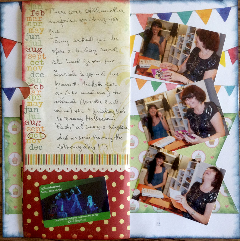MY B-DAY - DISNEY HALLOWEEN 2015 - 7 a