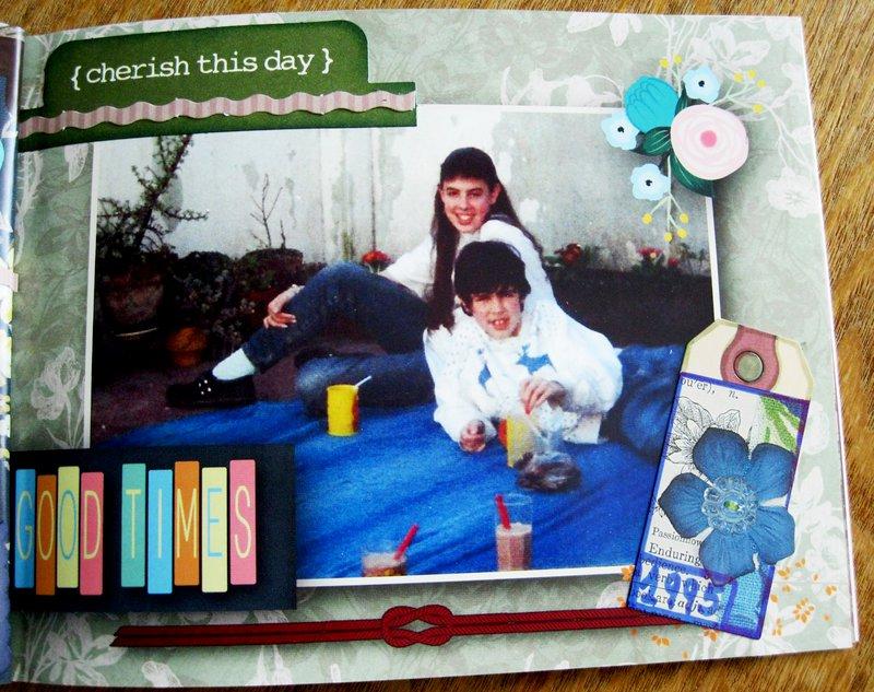 "5x7 PHOTOBOOK - ""1ST DAY OF SPRING SEASON"" CELEBRATIONS - PAGE 9"