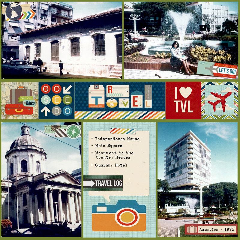 ASUNCION - PARAGUAY (MAY 1975) 2