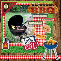 BACKYARD BBQ 2018