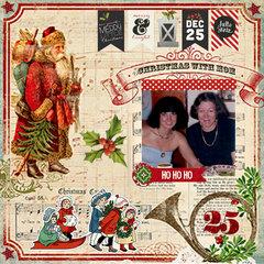 CHRISTMAS WITH MOM - 1980