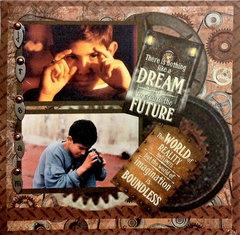 DREAM FOR THE FUTURE