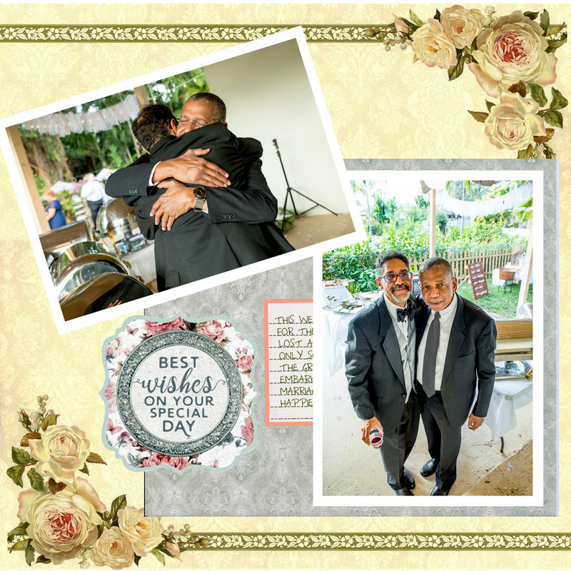THE HAPPY FATHER OF THE GROOM