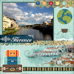 FLORENCE - ITALY - 1