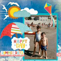 HAPPY SUMMER DAY - 1989
