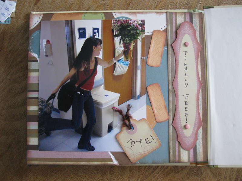 MY DAUGHTER AT MT. SINAI - PAGE 16