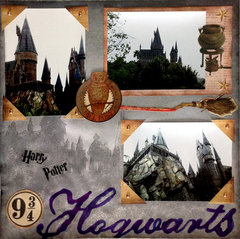 MY SON'S B-DAY 2012 - HARRY POTTER PARK 8