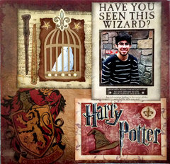 MY SON'S B-DAY 2012 - HARRY POTTER PARK 7