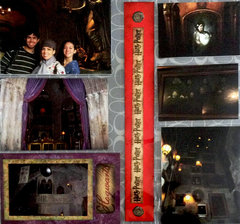 MY SON'S B-DAY 2012 - HARRY POTTER PARK 12