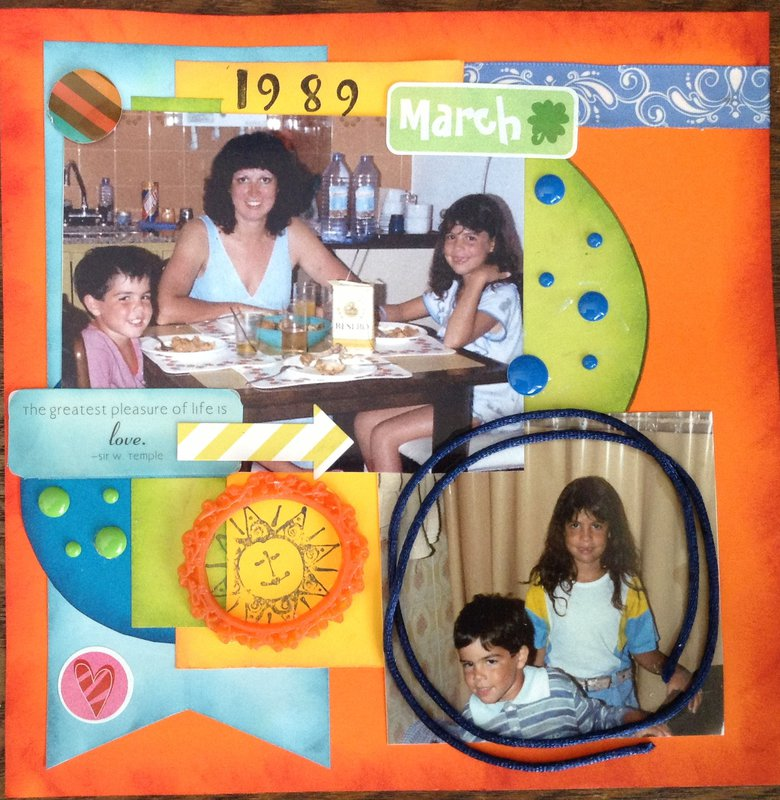 MARDEL - MARCH 1989 - 1