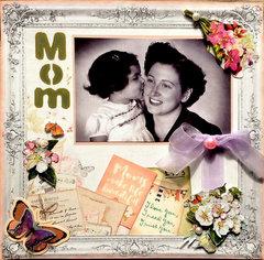 MOM AND ME - 1953