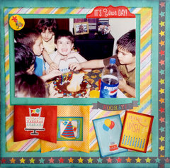NAHUEL 7TH BIRTHDAY (2005) 1