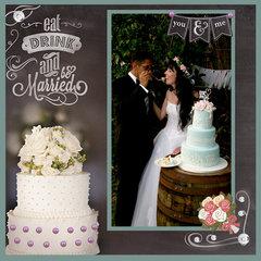 THE CAKE 1