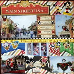 DISNEY WORLD - NOV. 2014 - MAIN STREET