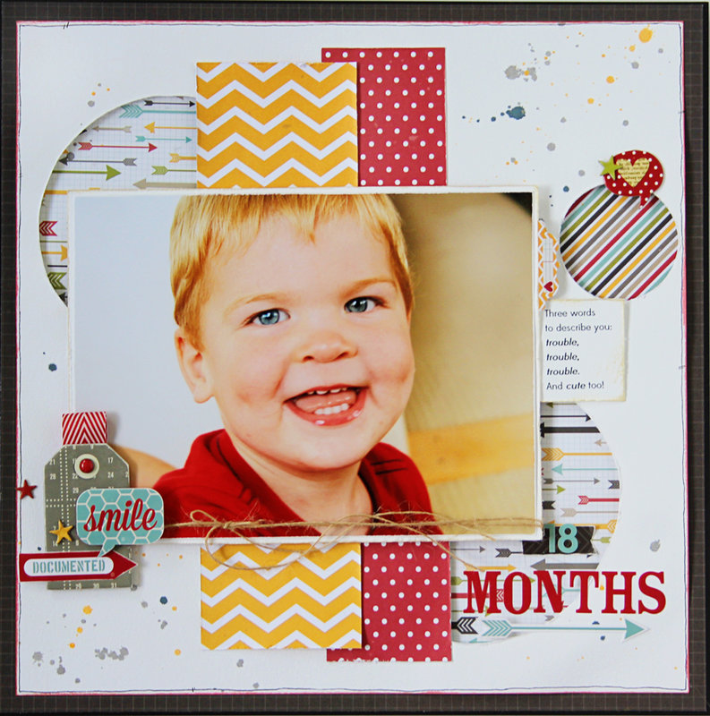 18 Months *Simple Stories*