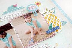 Beach Play *Bella Blvd*