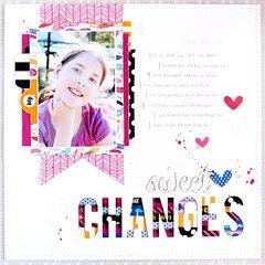 Sweet Changes *Bella Blvd*