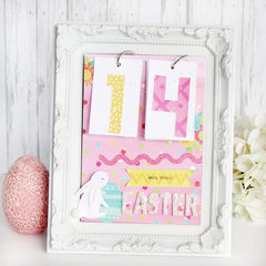 Easter Countdown *American Crafts*