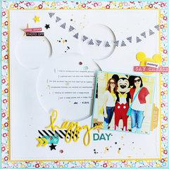 Happy Day *Bazzill Basics*