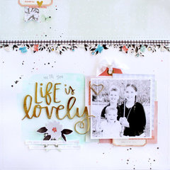 Life Is Lovely *American Crafts*