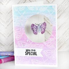 Spinner Cards *Vicki Boutin Mixed Media*