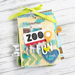 Zoo Fun Mini Album *Bella Blvd*