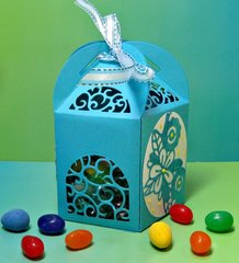 Easter Candy Table Favor