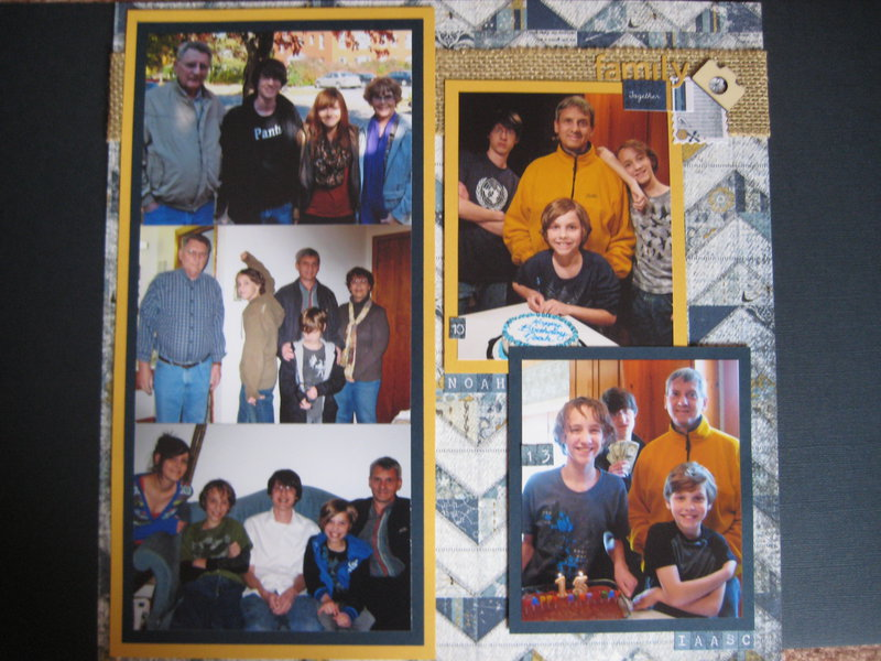 Family pictures fall/winter 2011/2012