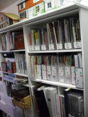 Book and Magazine Storage