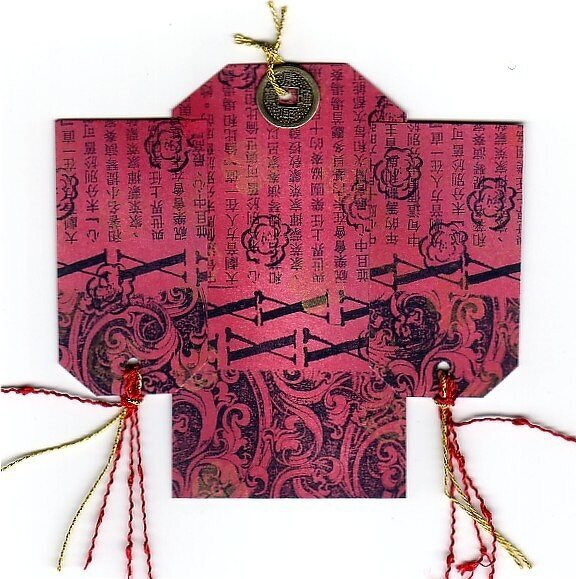 Kimono Tag
