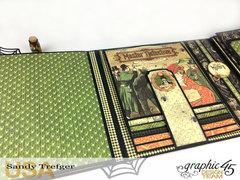 Graphic 45 Master Detective Folio Album