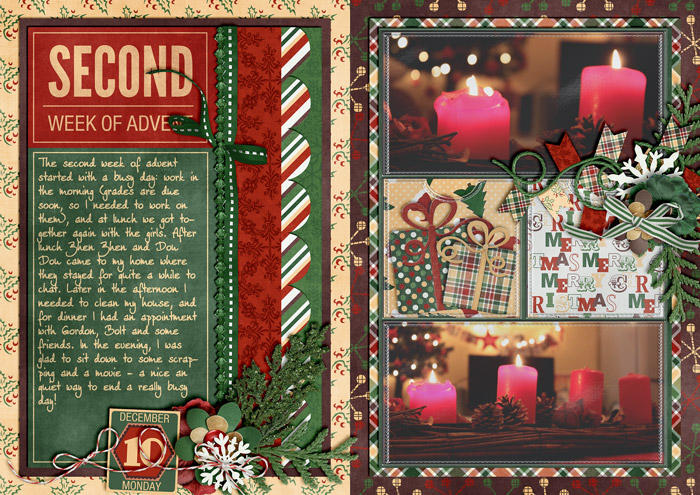 Second Week of Advent (December Daily)