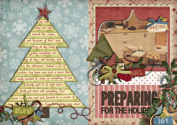 Preparing for the Holidays (December Daily)