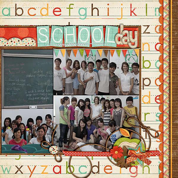 School Day (right)