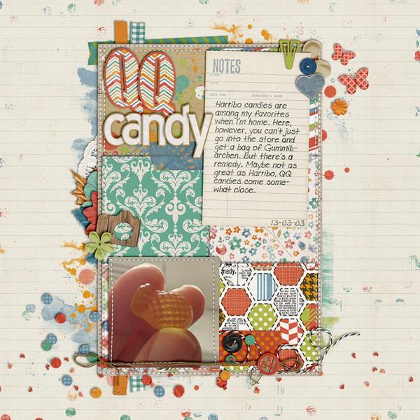 QQ Candy