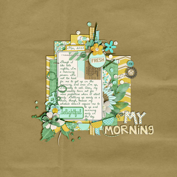 My Morning