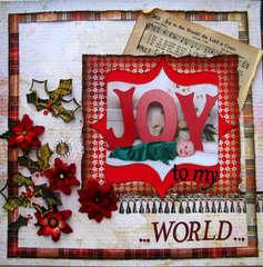 Joy To My World