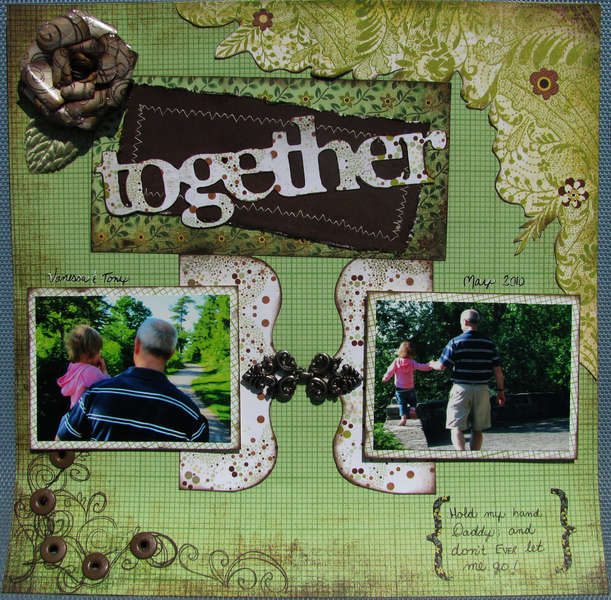 Together (double page layout - page 2)