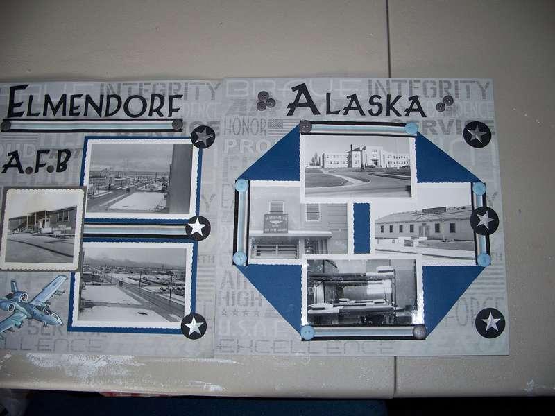Dads Air Force Base in Alaska