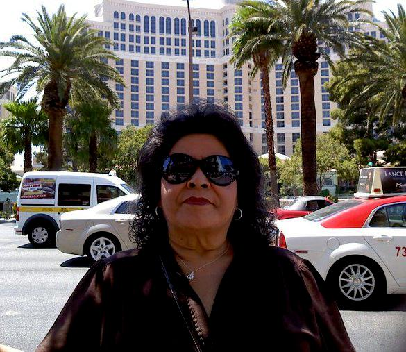 MARY IN VEGAS