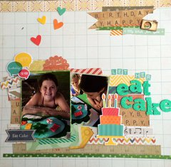 Let Her Eat Cake