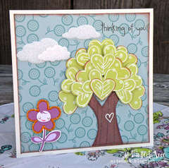 Thinking of You (Pixielicious Card)