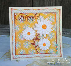 Friends Forever Card (Cosmo Cricket's Togetherness)