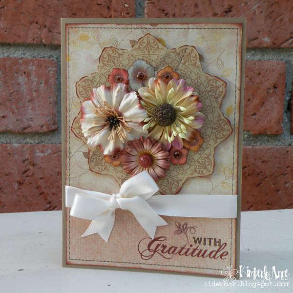 With Gratitude (Hybrid Card)