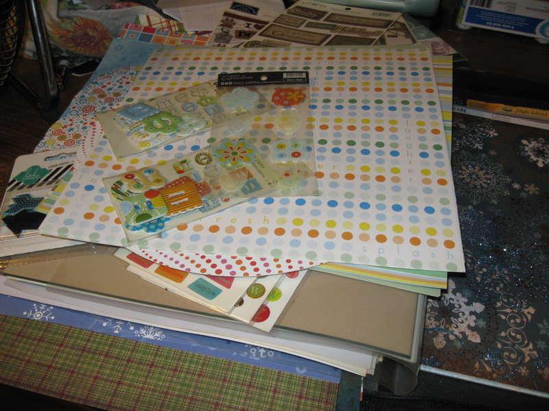 Generations layout organizer